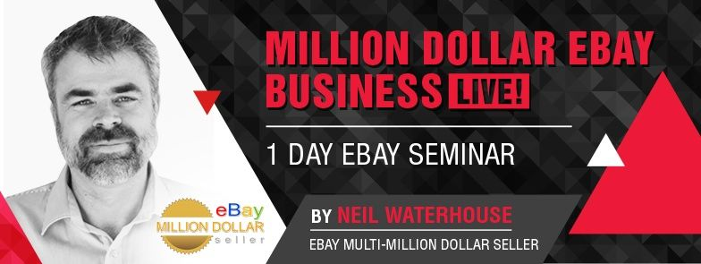 Million dollar ebay seminar tips for selling on ebay new ebay amazon dropshipping seminar 2018 malvernweather Image collections