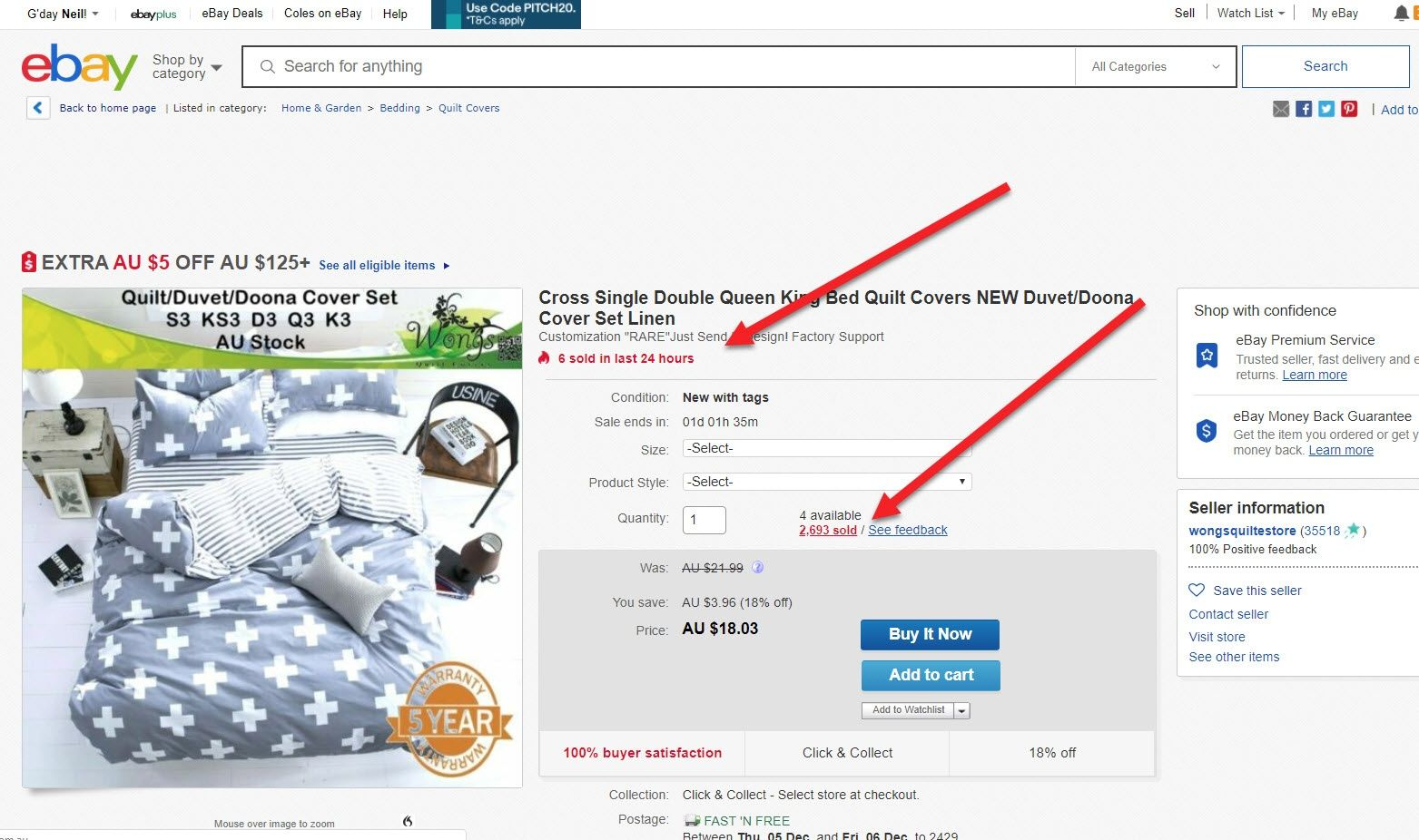 How to Find HOT Items To Sell on eBay using Google