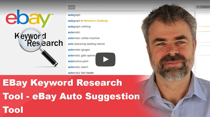 ebay keyword research