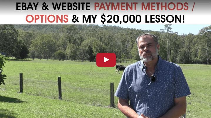 How Website Payment Methods Works?