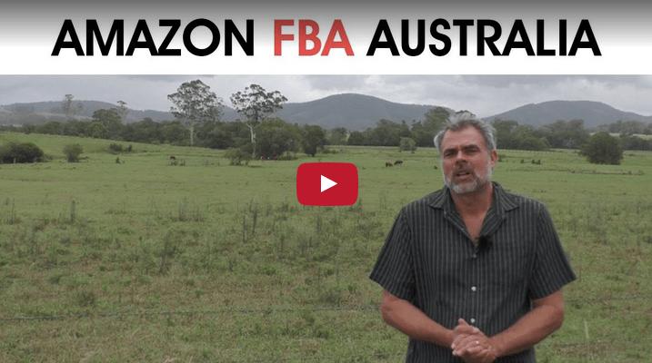 Amazon FBA on Australia