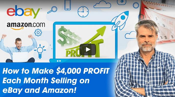 How to Make PROFIT on eBay and Amazon