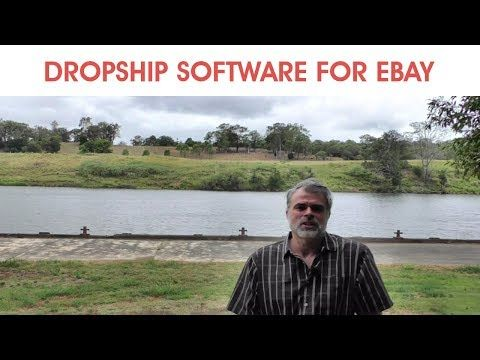 Dropship software for eBay