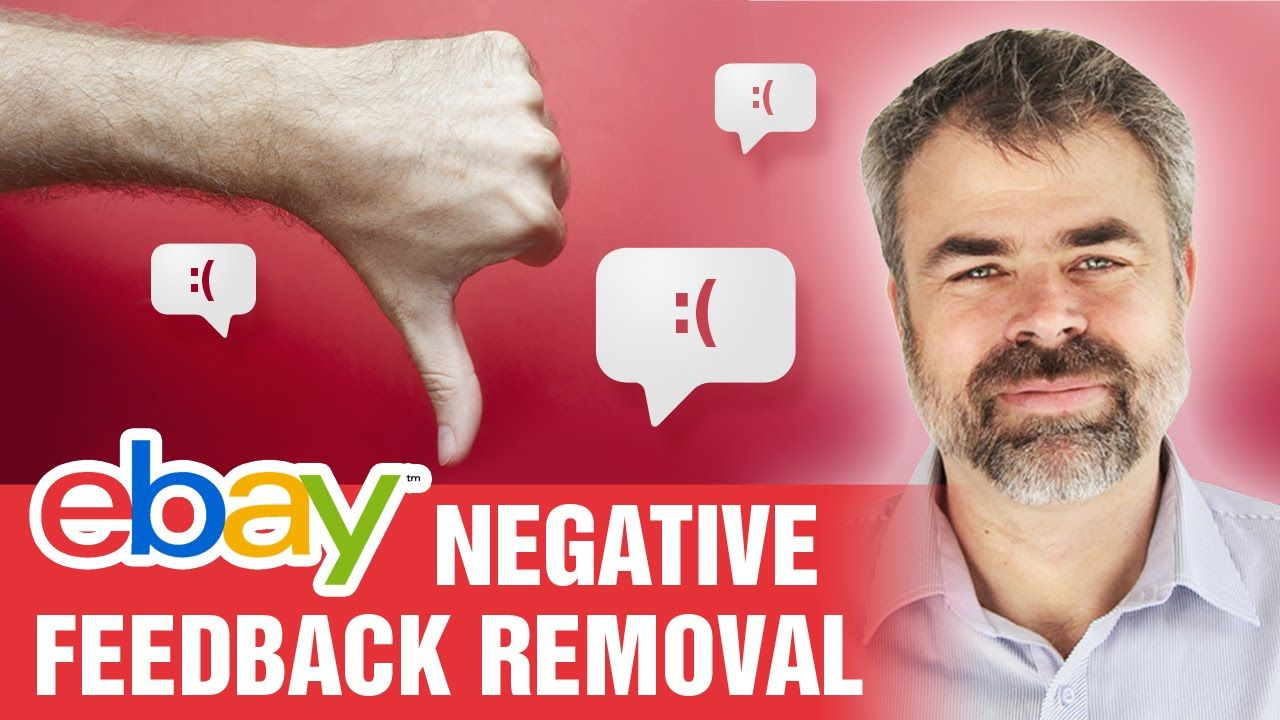 eBay Negative Feedback Removal
