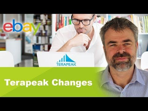 Terapeak Changes / Replacement. How to Find eBay Sellers Missing Names And Top Selling Items