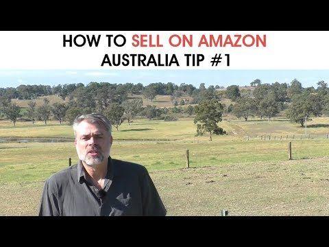 How to sell on Amazon Australia Tips
