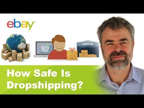 How safe is drop shipping