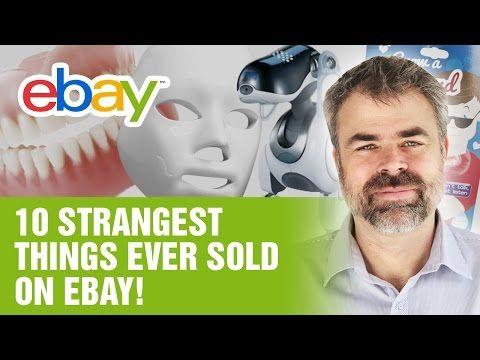 10 Strangest things ever sold on eBay