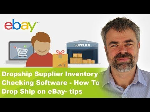 dropship suppliers inventory items