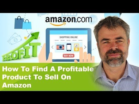 Find A Profitable Product