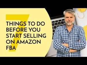 Things to do before selling