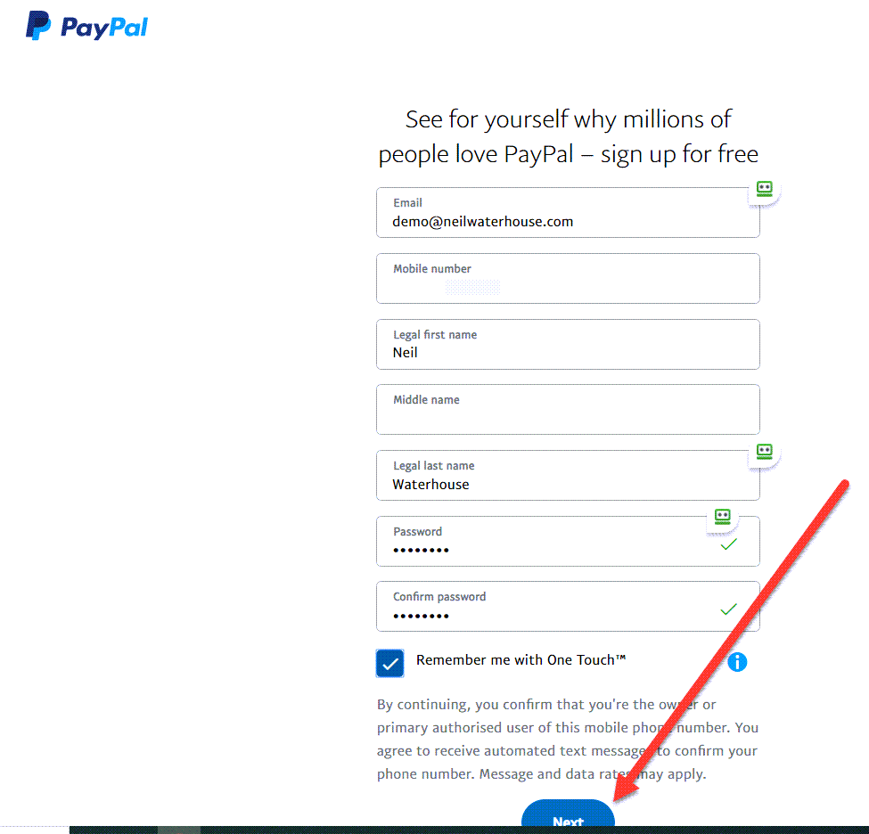 How To Set Up A Paypal Account 2020