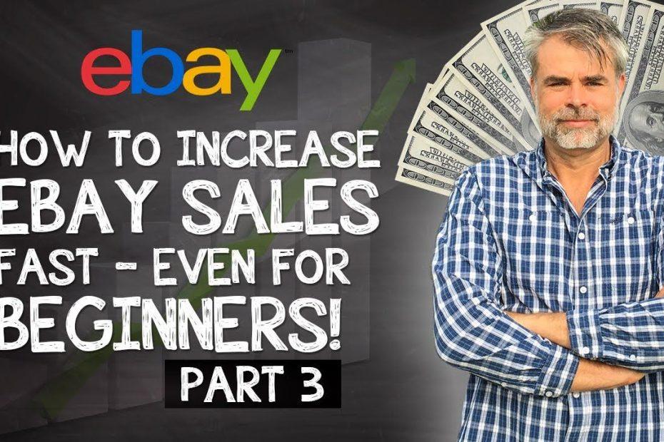 Increase eBay Sales