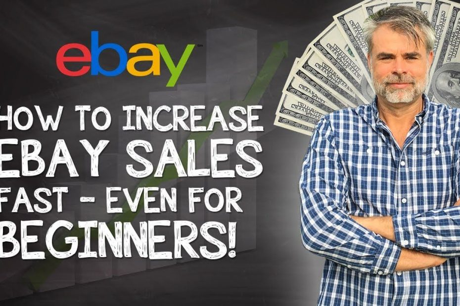 How to Increase Sales on eBay Fast