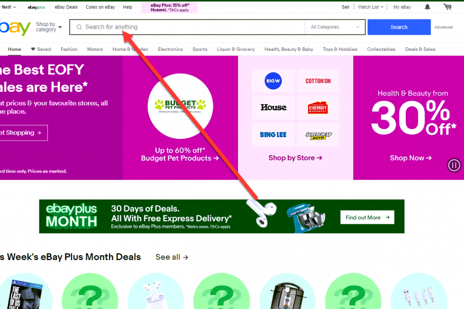 ebay keywords research tools