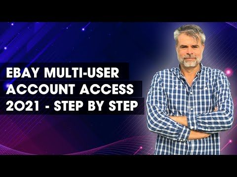 ebay multi user