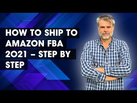 Ship to Amazon FBA