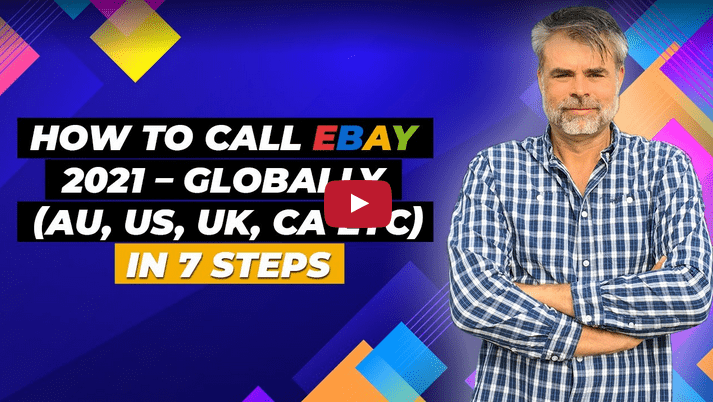 how to call ebay